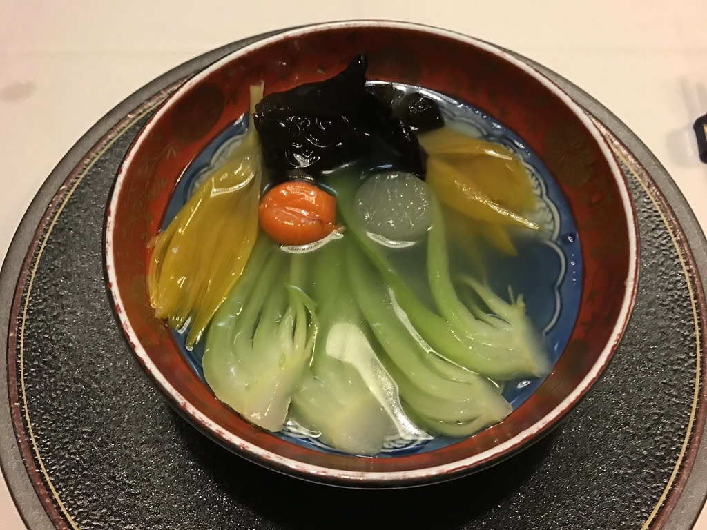 麦冬燴時菜(青梗菜)