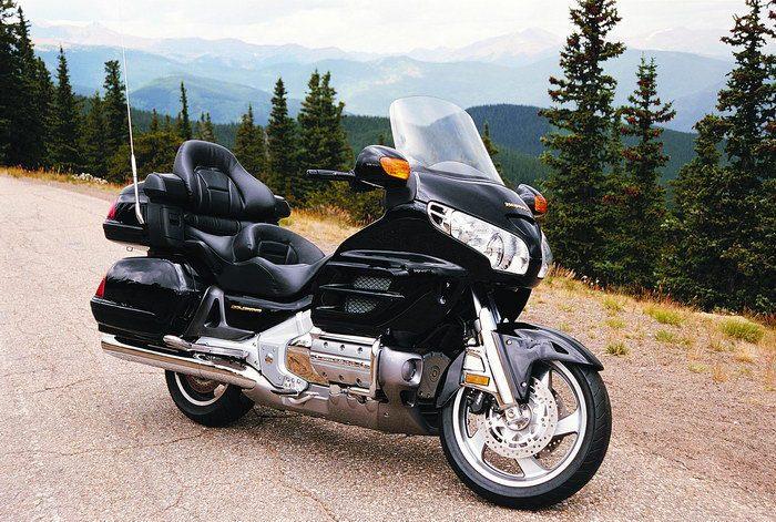Honda GL 1800 GOLDWING 2006 - 9