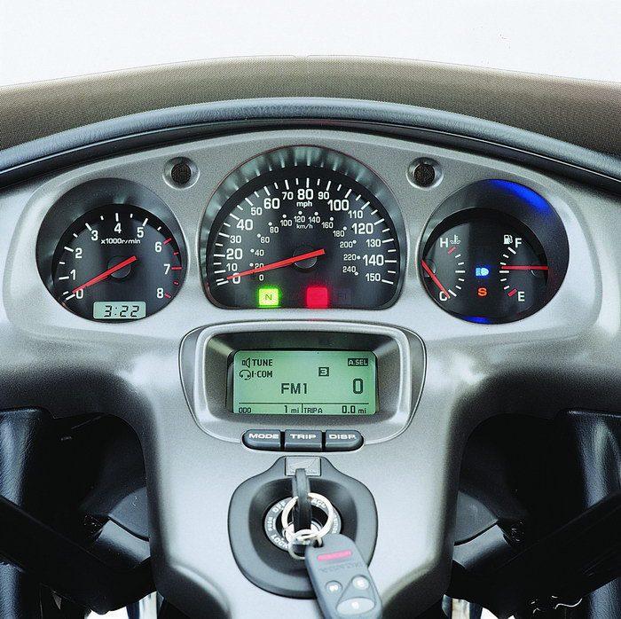 Honda GL 1800 GOLDWING 2006 - 21