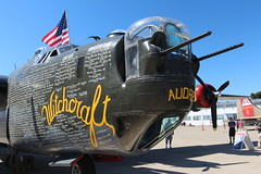 """Ford B-24H """"Liberator"""" - """"Witchcraft"""" 42-52534"""