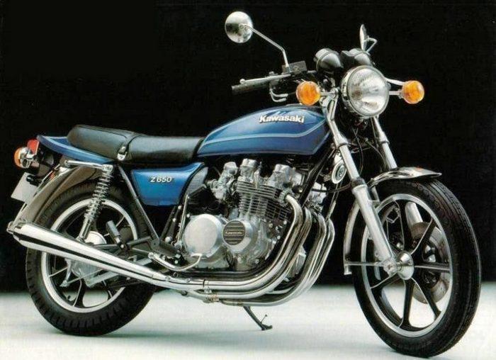 Kawasaki Z650 1976 - 1