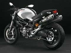 Ducati 696 MONSTER 2008 - 0