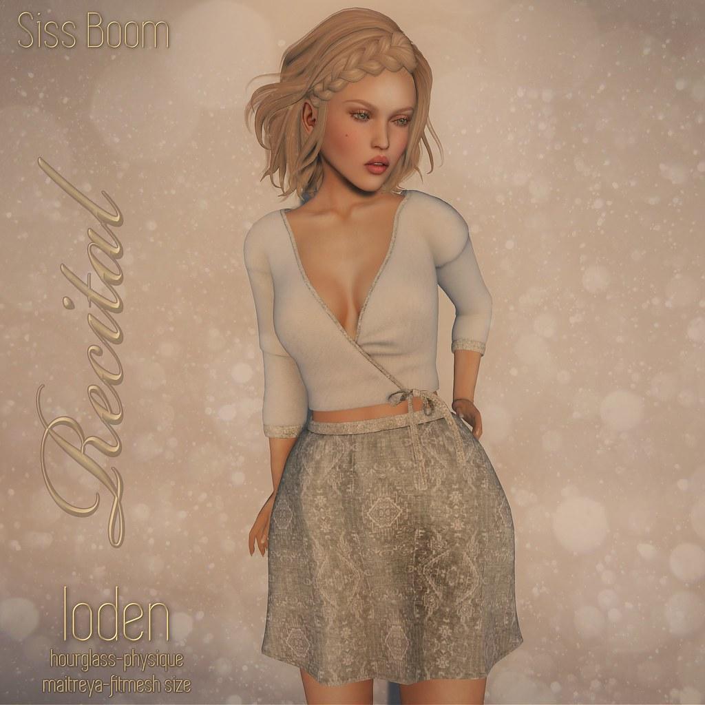 -sb-recital loden - SecondLifeHub.com