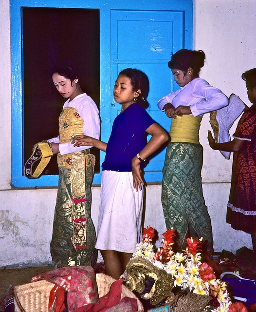 Bali, 1980