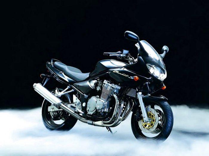 Suzuki GSF 600 Bandit N et S 2003 - 15