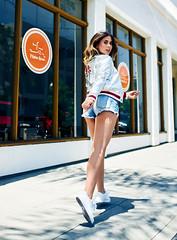 Elvisa S @ Little Italy San Diego [May 2017]-0351