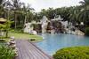 桂田酒店 戶外南洋庭園