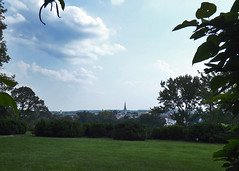 View of Fredericksburg from Chatham