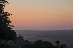 Dusk in Sintra