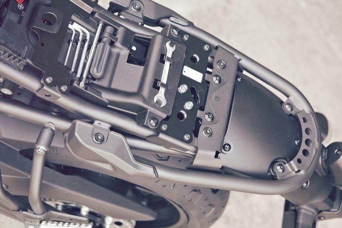 Yamaha XSR 700 2019 - 23