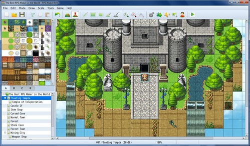 RPG Maker MV Full Repack - Tạo game RPG dễ dàng - Share