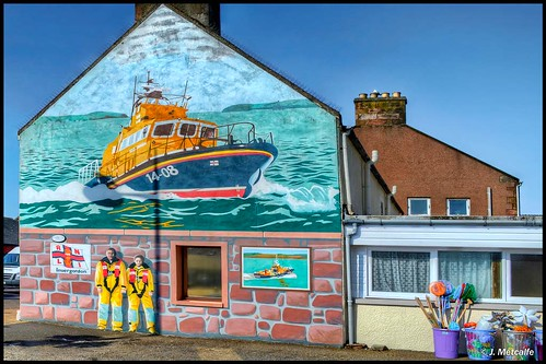 sea seascape ship uk sunset nikon invergordon cromartyoffirth highlands murals streetart town