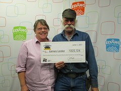 James Lester - $322,124 - Ultimate Jackpot - Preston - Ransom's Country Store