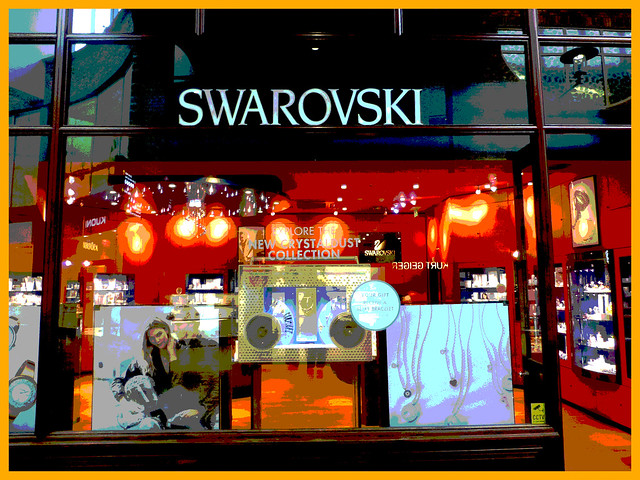 Swarovski Shop, Panasonic DMC-TZ27