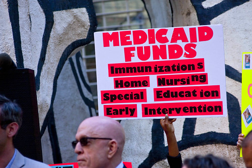 Rally to Save Medicaid Chicago 6-6-17 0548
