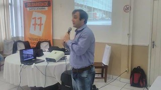 Encontro da Juventude Solidária de Santa Catarina