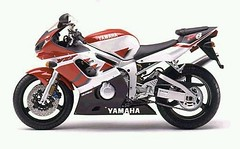 Yamaha YZF-R6 600 2002 - 1