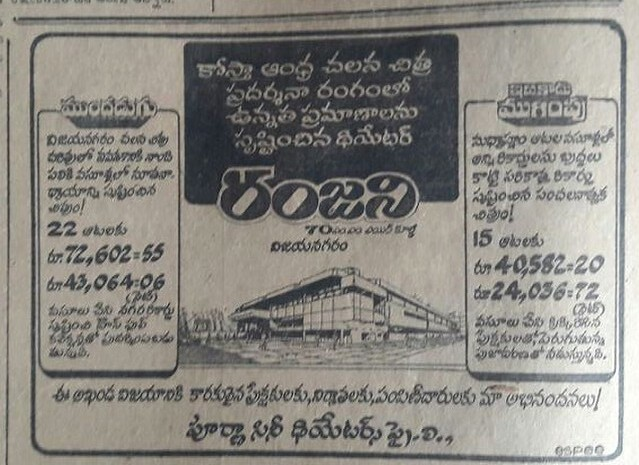 Ranjani Theatre