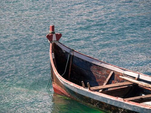 Boot mit Herz