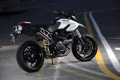 Ducati HM 796 Hypermotard 2010 - 6