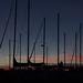 Berkeley Marina Sunset