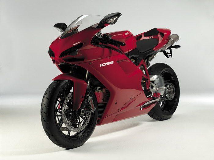Ducati 1098 2007 - 56