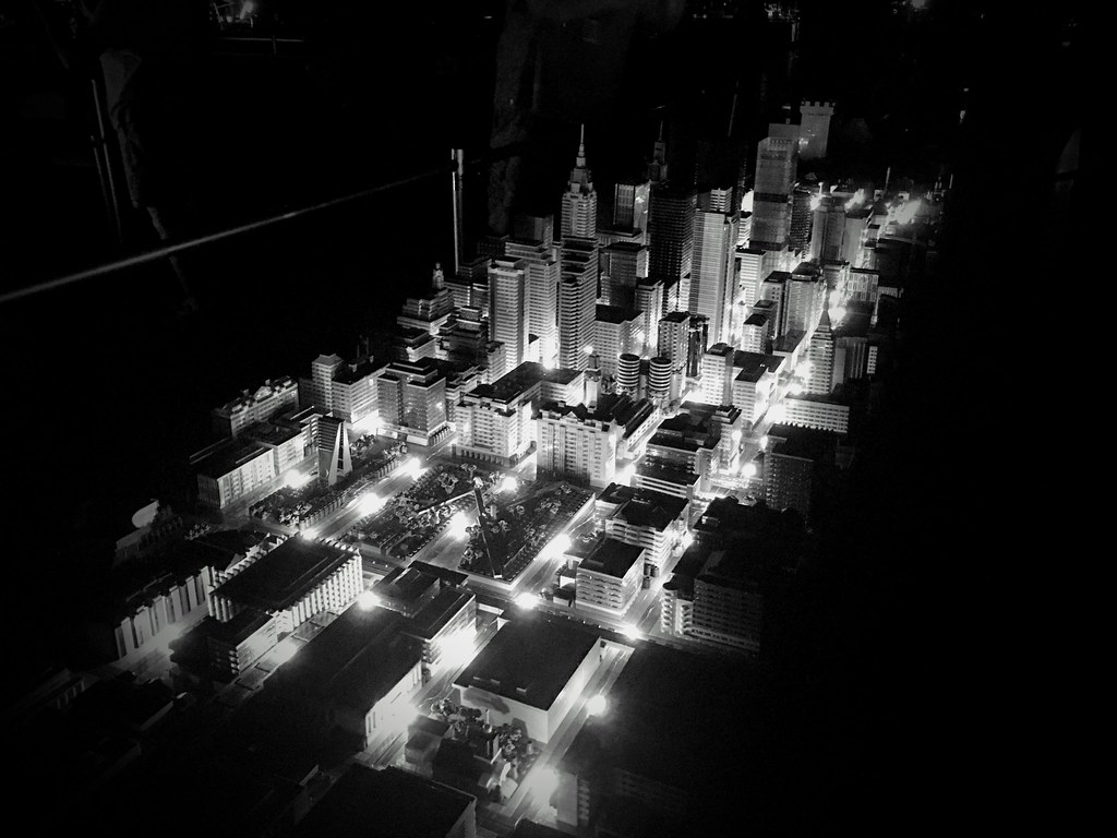 Metropolis at Night