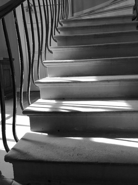 Sunlight on Staircase In, Apple iPad Air 2, iPad Air 2 back camera 3.3mm f/2.4
