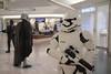 Empire in the mall