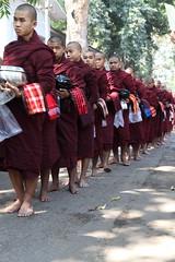 Monk Procession