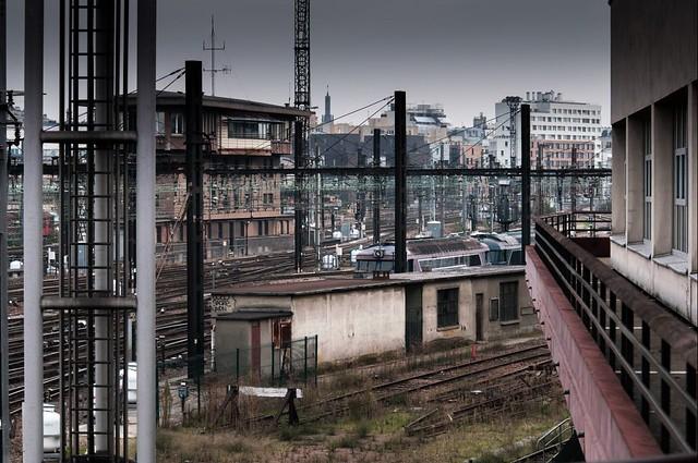 Paris, gare de Lyon, 25