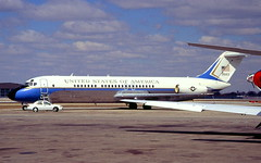 Chicago Midway Airport - United States of America - VC-9C (DC-9)