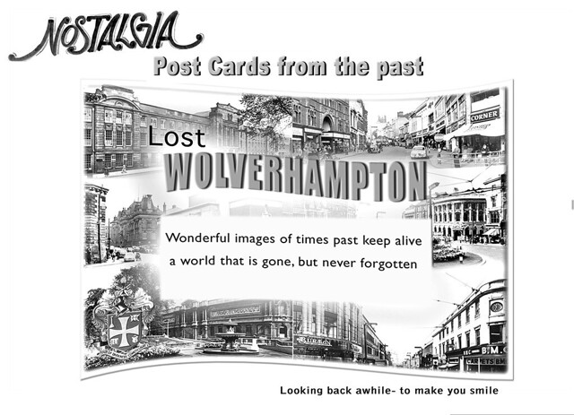 Post cards from the past