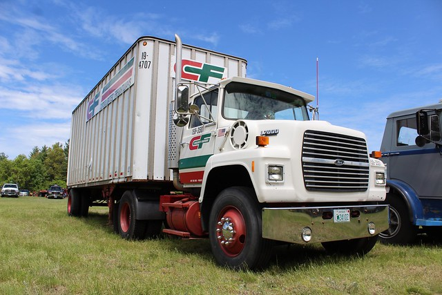 1995 Ford L7000, Ex Consolidated Freightways