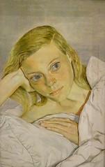Lucian Freud, Caroline Blackwood