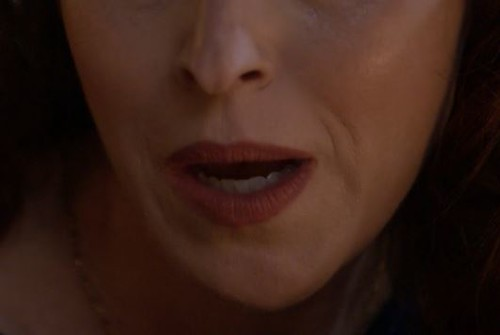 Ruth Connell's Mouth