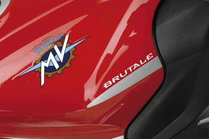 MV-Agusta Brutale 1078 RR 2009 - 10