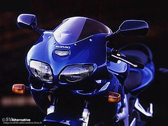 Suzuki SVS 650 2002 - 6
