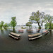 Flooded Toronto Islands by wvs
