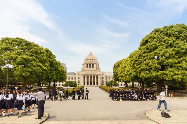 Japanese Parliament