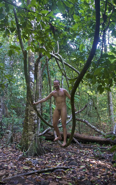 naturist 0010 Corcovado, Costa Rica