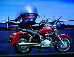 Honda 125 Shadow VT 2006 - 1