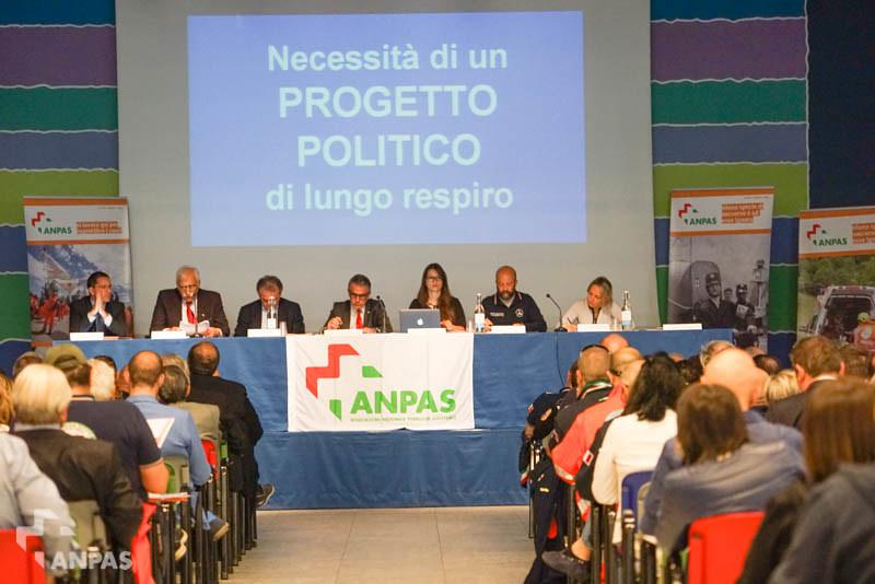 Torino, 20 maggio: convegno Legge 106 e decreti attuativi: un nuovo scenario per Anpas e le pubbliche assistenze