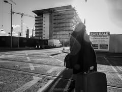 Leaving Dublin town