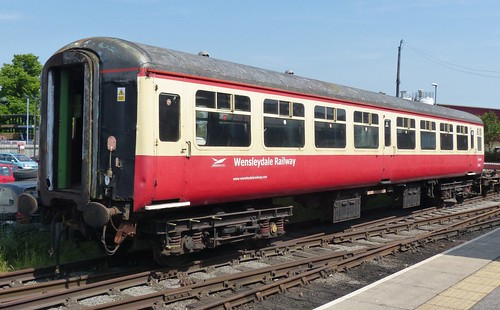 WR 5307 'Wensleydale Railway' Madison on 'Dennis Basford's railsroadsrunways.blogspot.co.uk'