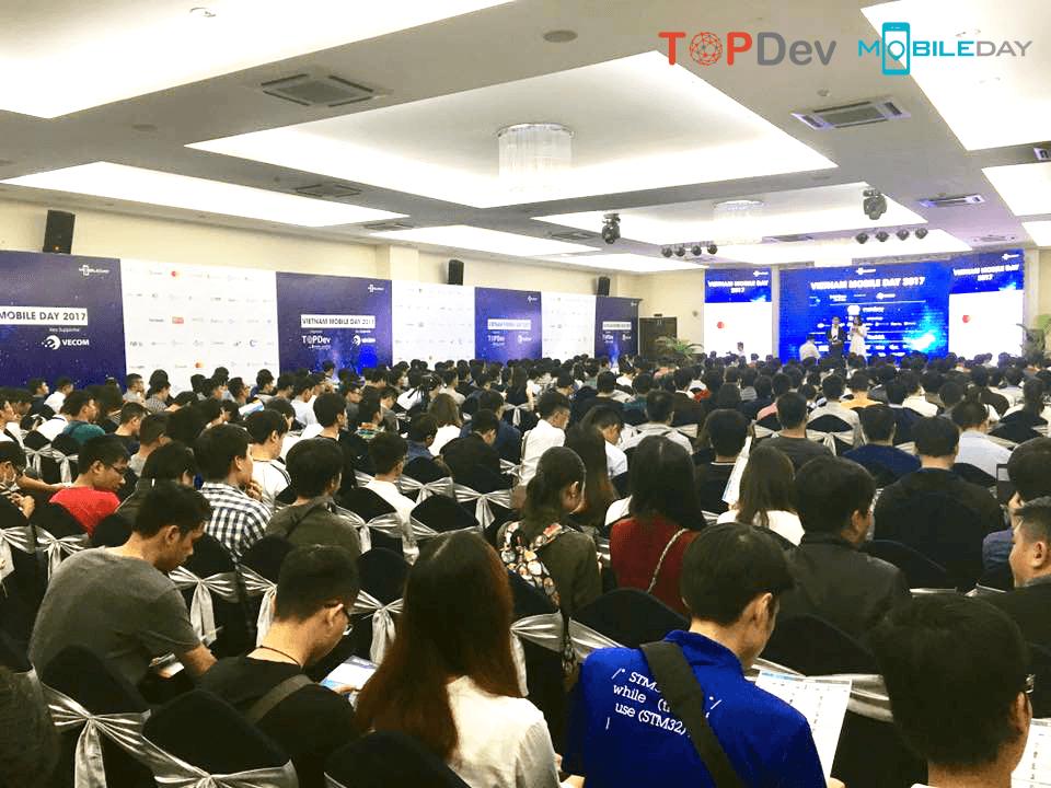 Khai mạc Vietnam Mobile Day 2017 tại TP.HCM