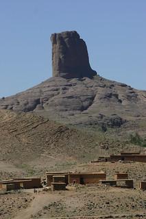 Bou Tharar, Marruecos