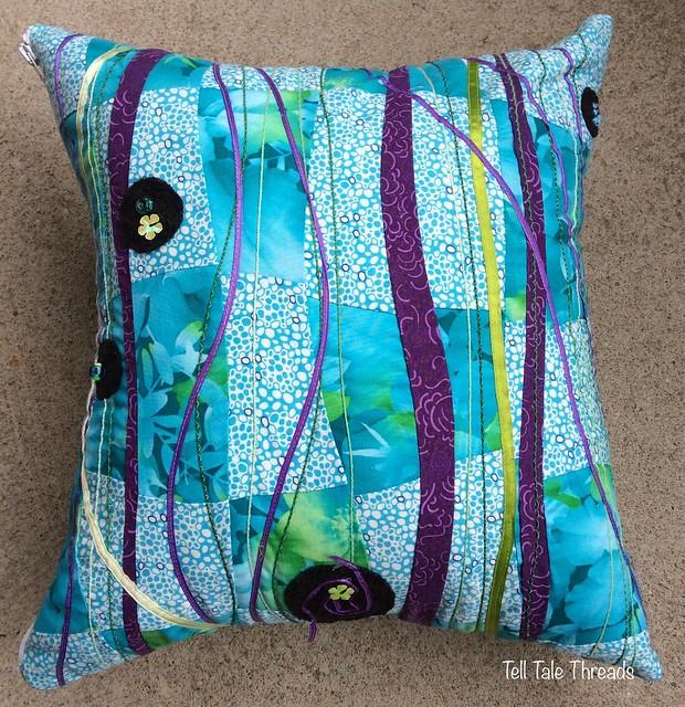 Improv Pillow 17x17