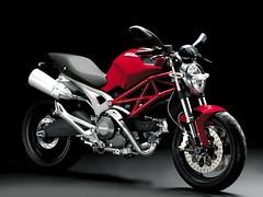 Ducati 696 MONSTER 2008 - 27