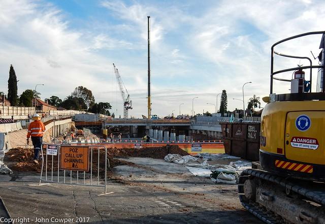 WestConnex - Parramatta Road, Nikon COOLPIX S9900